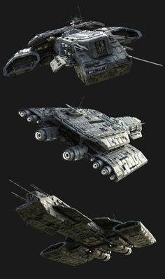 Daedalus - 2014 by AlxFX on DeviantArt Stargate Movie, Stargate Ships, Stargate Atlantis, Spaceship Art, Spaceship Design, Science Fiction, Starfleet Ships, Stargate Universe, Starship Concept