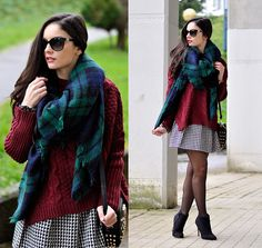 Sheinside Sweater - ...Outfit #367... - Alba .