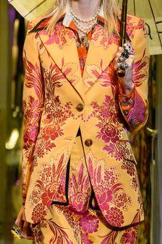 Gucci Print & Pattern Spotlight - Fall 2017 | Patternbank