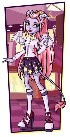 Lillian Star-Splinter - Monster High FC by Alise-cat on DeviantArt Monster High School, Monster High Art, Monster High Birthday, Ninja Turtle Birthday, Ninja Turtle Party, Monster Party, Monster High Characters Names, Monster High Pictures, Character Art