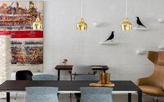 Golden Bell by Artek Alvar Aalto, Eames, Lighting, Design, Lights, Lightning, Chairs