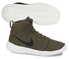 4189163f195 Nike Roshe Run High Mens Fashion Shoes