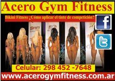 Bikini Fitness ¿Cómo aplicar el tinte de competición? - http://acerogymfitness.com.ar/concursos-de-fitness-bikinis-argentina/bikini-fitness-como-aplicar-el-tinte-de-competicion/