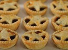 Recipes - Appetizers - Mincemeat Pies