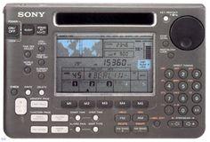 SONY, ICF-SW55