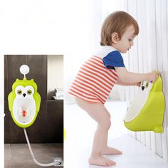 Child's Potty Toilet Training Kids Urinal Boys Pee Trainer Bathroom With Pipes Type: Potties Age Group: Babies Pattern Type: Character Material: Plastic Toddler Potty Training, Potty Training Tips, Toilet Training, Toilet Boys, Baby Toilet, Kids Potty, Baby Potty, Children's Potty, Potty Trainer