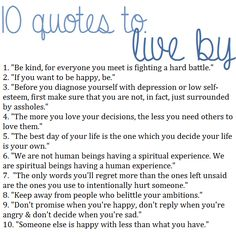 Top 37 Quotes To Live By Wise #Quotes #To live by