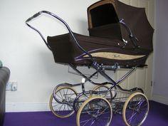 vintage Silver Cross pram - I had one like this!