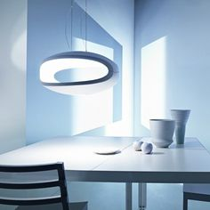 O SPACE - Suspension Blanc Foscarini