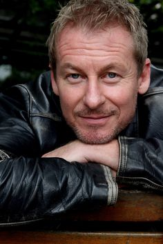 "The fantastic Richard Roxburgh, who usually plays a villain but I luv anyway. Favorite movie is ""Sanctuary"""