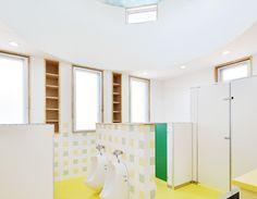 双葉台幼稚園園児用トイレ