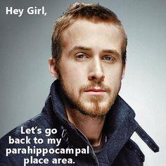 Neuroscience Ryan Gosling!