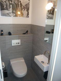Toilet gerealiseerd door Sanidrome ravo uit Amsterdam