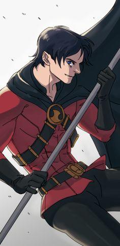 477 Best Robin images in 2019 | Batman family, Bat family, Damian Wayne