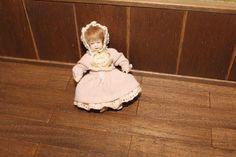 schöne Heidi Ott Puppe - Toddler, Mädchen - Sammlerpuppe - 1:12