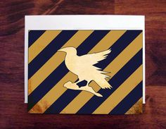 Harry Potter Card Harry Potter Invitation Thank You Card