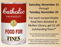 Food for Fines (2014)