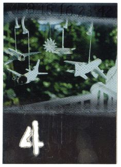 Lost - Season 1 - Numbers Die-Cut Cards # 4 Jack: Must have been. Lost Season 1, In Another Life, Die Cut Cards, Fan Art, Die Cutting, Must Haves, Numbers, Seasons, Christmas Ornaments