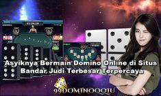 Dapatkan segera keuntungan bermain di situs domino qq terpercaya yang ada di Indonesia seperti situs 99dominoqqiu yang dapat dimainkan dengan deposit 10rb.