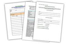 MALETÍN DEL PROFE | Registros y plantillas de seguimiento para maestros ~ La Eduteca