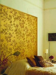 Note to self: florence broadhurst #wallpaper