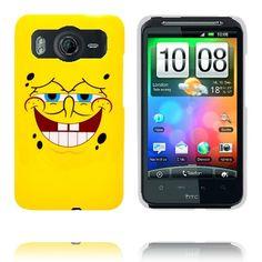 Glad Tegnefilm (Gul 2) HTC Desire HD Cover