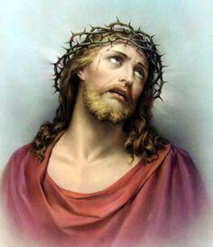 Christ couronné d'épine