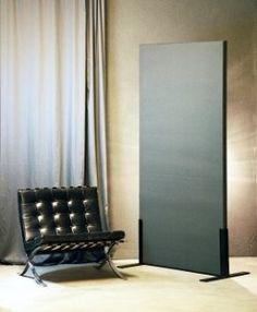 pannelli fonoassorbenti acoustique free standing designRAINER