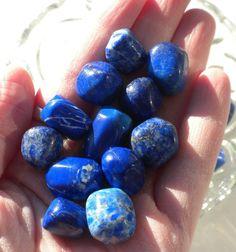 Lapis Lazuli. $5.00, via Etsy.