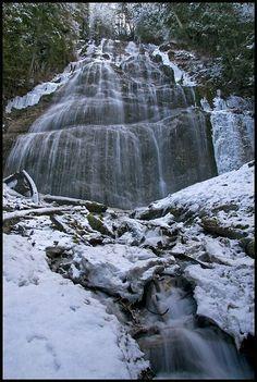 chilliwack canada | Bridal Falls, Chilliwack, Canada | Falling Water | Pinterest