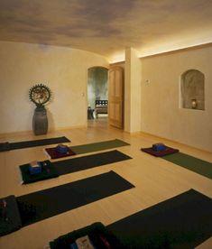 Las Mejores 110 Ideas De Decoración Sala De Yoga Sala De Yoga Estudios De Yoga Yoga