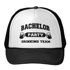 42cd9cb1 Bachelor party Wedding slave Trucker Hat | Zazzle.com | Bachelor Party  Invitations and Gifts | Bachelor party invitations, Wedding, Bachelor party  favors