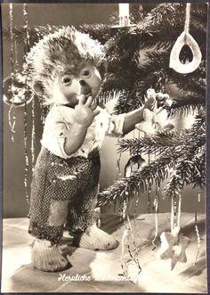 alte Mecky,Mecki Foto Ansichtskarte,Diehl Film Nr.94,Herzliche Weihnachtsgrüße in Sammeln & Seltenes, Ansichtskarten, Motive | eBay!