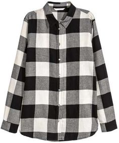 H&M Flannel Shirt #affiliate
