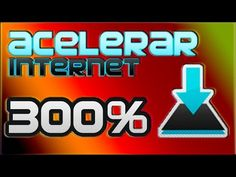 Aumentar velocidad de internet infinitum sin programas 2016 | Windows 8, 8.1 y 10 - YouTube