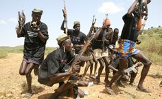 Insecurity in neighbouring countries facilitates the flow of arms into northern Kenya. allAfrica.com: InFocus » Stricter Trade of Global Arms in the Spotlight