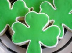 Image detail for -St. Patrick's Day Cookie Decorating Party - Online Fundraising Auction ...