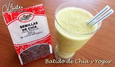 Dieta Dukan Chia Batido Saciante Blood Type Diet, Dukan Diet, Empanadas, Atkins, Glass Of Milk, Pudding, Vegan, Desserts, Recipes