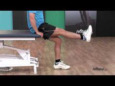 Rehabilitacion condromalacia rotuliana - YouTube