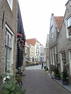 Goedereede, Zuid-Holland.
