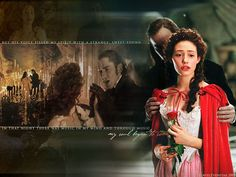 My favourite lyrics from my favourite love story of all time - The Phantom of the Opera.