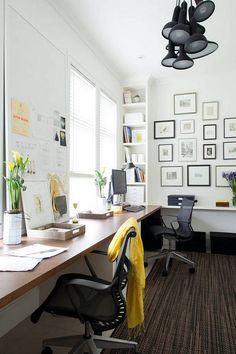 Home Offices Small private office 5