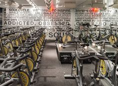Lose weight fast by properly fueling up before and after your high intensity workout, like a cycling class at SoulCycle.
