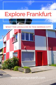 How to explore Frankfurt like a local? What are the things to do in Frankfurt? Where are the hidden places in Frankfurt? You can find out my tips in this post. #Frankfurt   #germany #europe #traveltips #travelblogger #destination #daytrips #weekendtrip #德国 #Deutschland #roadtrip #thingstodo #familywithkids #familytravel #localtips European Travel Tips, Europe Travel Guide, Travel Guides, Travel Destinations, Frankfurt Germany, Germany Europe, Germany Travel, Hidden Places, Like A Local