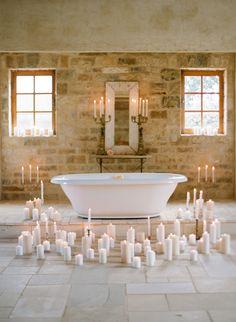 the wedding bath...xoxo http://www.kissthegroom.com