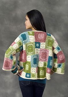 Ravelry: Tulsa Jacket by Diane Moyer