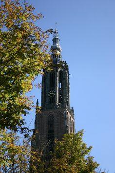 Onze lieve vrouwentoren ,Amersfoort, Netherlands