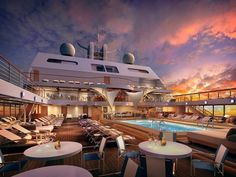 Seabourn Unveils Names of Its Newest Ships: Seabourn Encore and Seabourn Ovation | Seabourn Blog #SeabournEncore #cruise #Seabourn #travel