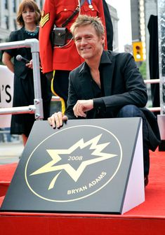 Bryan Adams Photos - 2008 Canada's Walk of Fame - Zimbio