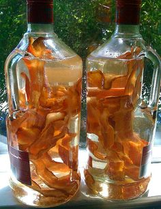 Bacon-Infused Vodka - I am apparently the only one on the planet who thinks this is disgusting! And I love bacon...